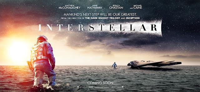 """INTERSTELLAR (recensione) - """"L'amor che move il sole e l'altre stelle"""""""