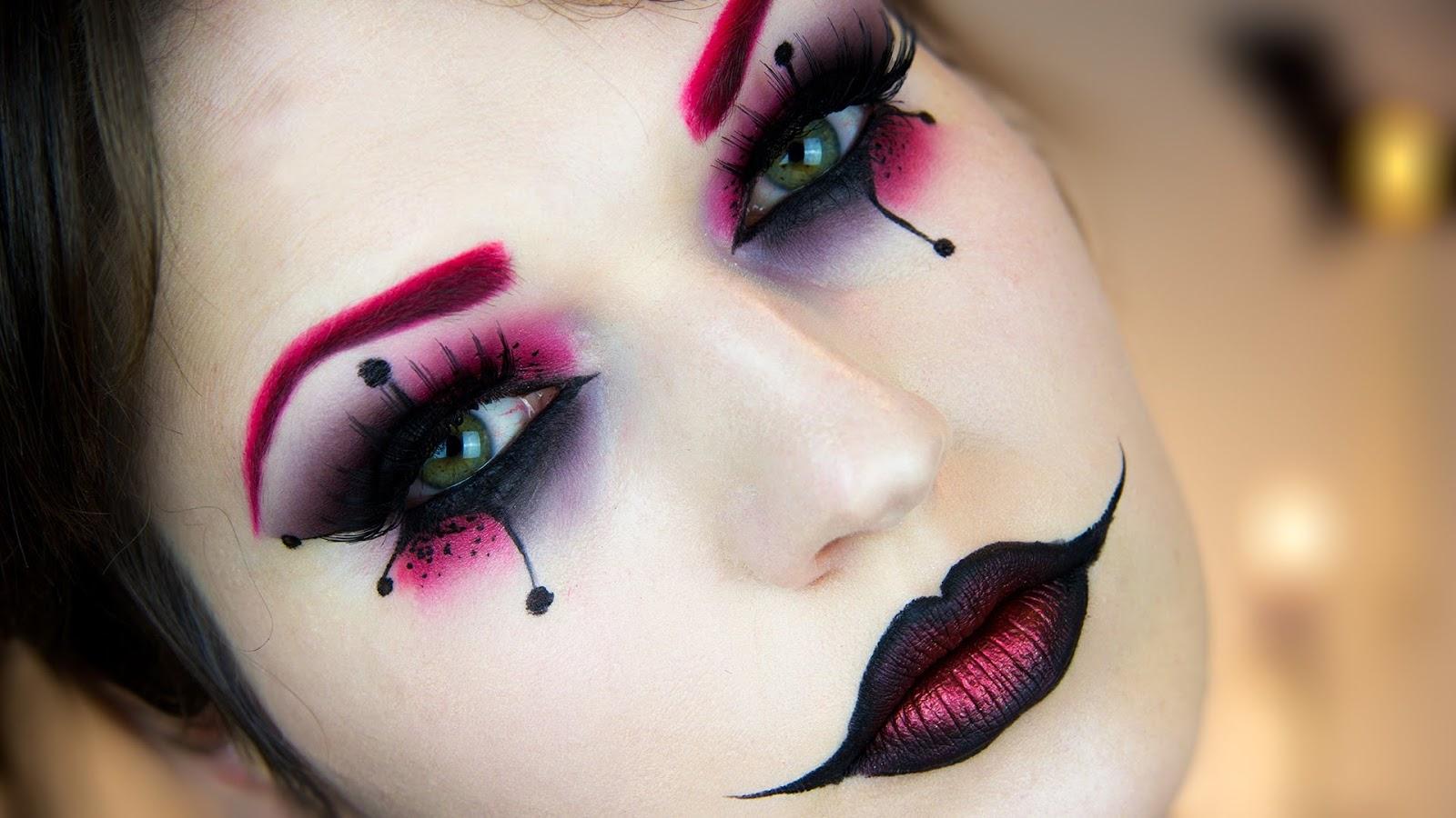 10 Bellesalud Halloween Maquillaje De Diablita Con Videos - Como-maquillar-a-una-diabla