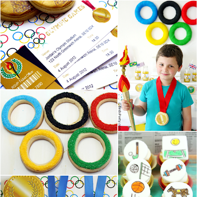 Best Olympics Inspired Party Ideas, Recipes & Crafts