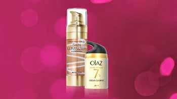 Olaz Total Effects Crema Giorno e Max Factor Skin Luminizer