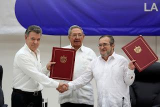 FARC Dihapus dari Daftar Teroris