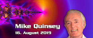 Mike Quinsey – 16.August 2019