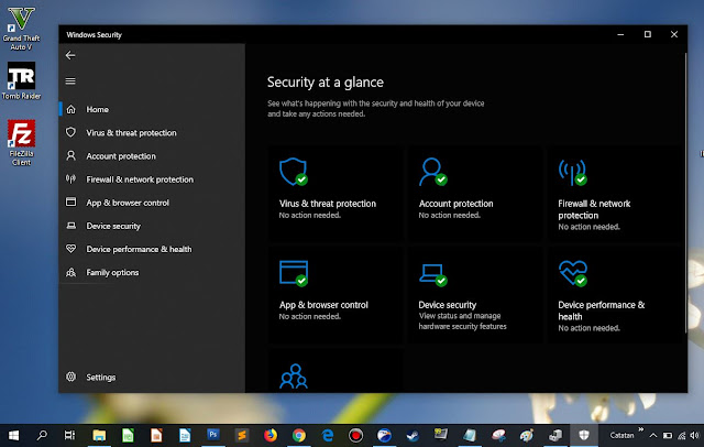 Pakai antivirus Windows Defender sudah cukup!