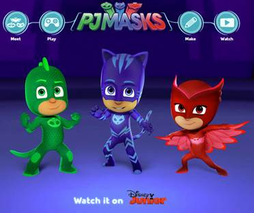 Image Result For Pj Mask Coloring