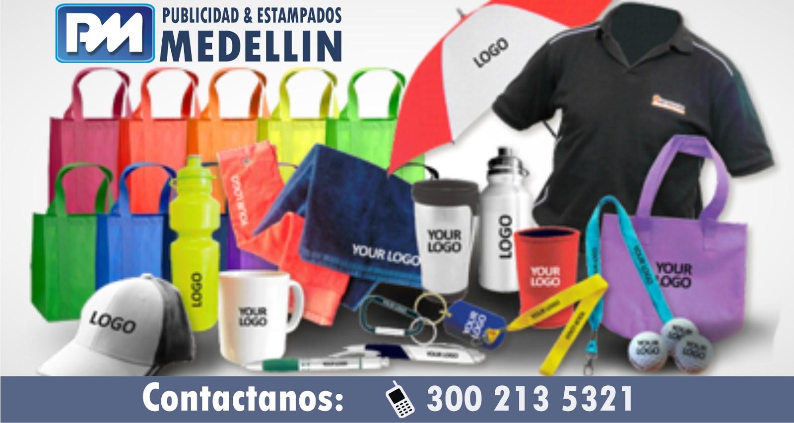 publicidad medellin. Impresión y artículos promocionales  estampados  Medellin 06818c6de42