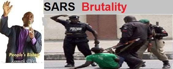 Nigerian SARS Brutality