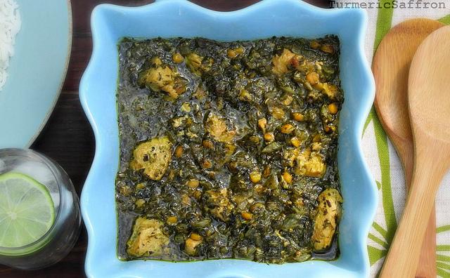 Turmeric Saffron Morgh E Torsh Sour Chicken Stew With Fresh