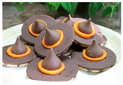 witch+cookies Cute Halloween Kid Crafts 3