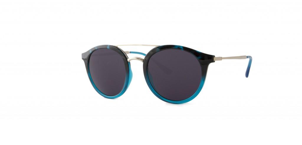 Gafas de sol con doble puente en color carey 119fa0ebe080