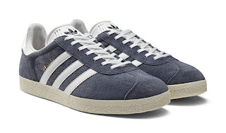 Adidas Presents the Gazelle Vintage Suede