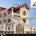Đắm say với mẫu biệt thự tân cổ điển 3 tầng đẹp ở Đồng Nai