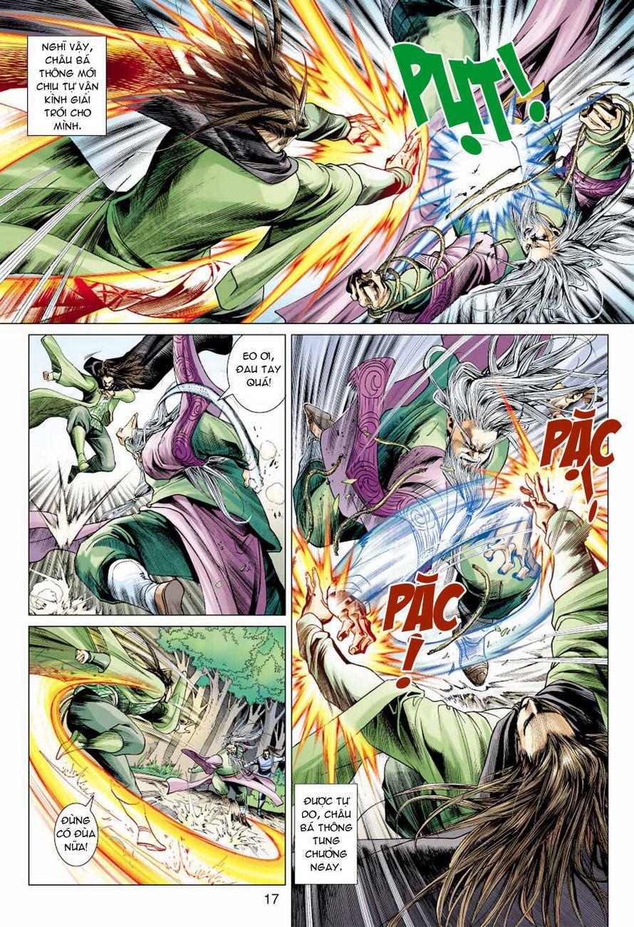 Anh Hùng Xạ Điêu anh hùng xạ đêu chap 49 trang 17