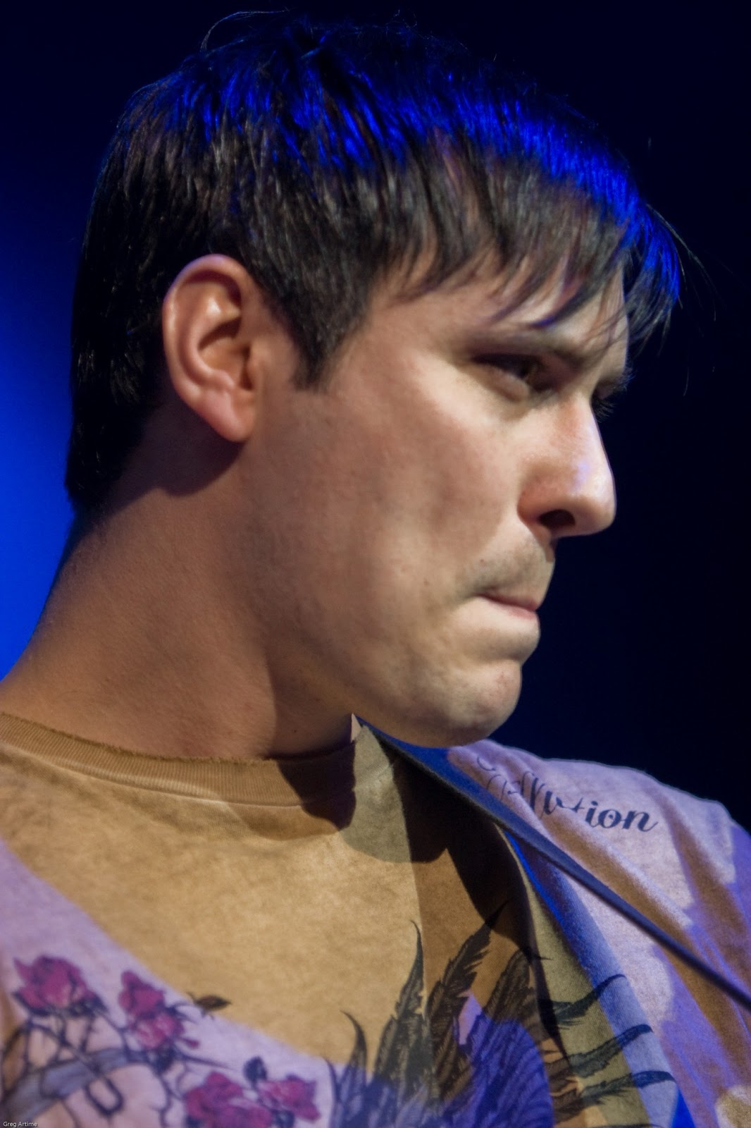 Benjamin Burnley HairStyle (Men HairStyles) - Men Hair ...