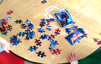 Jigsaw Puzzles in K-1