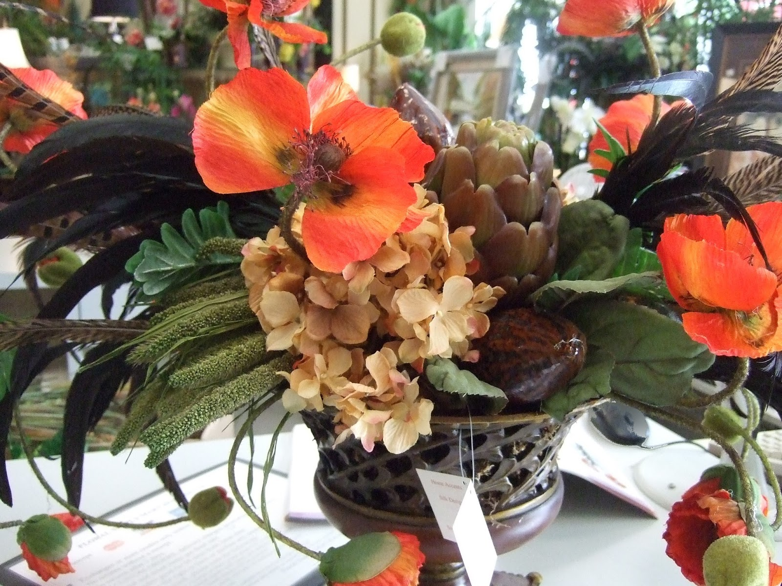 Ana Silk Flowers Artificial Flowers Floral Exotic Traditional