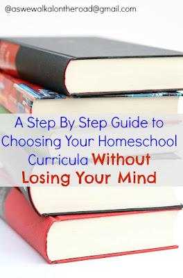 Homeschool curricul