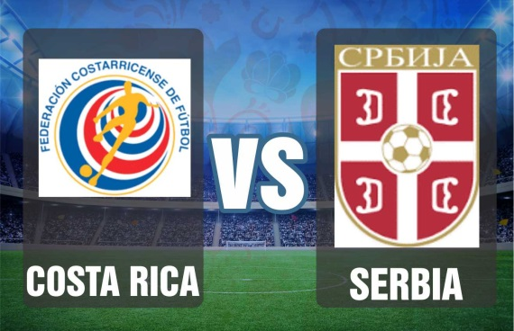 Costa Rica and Serbia will be looking to pull off an upset and make it out of Group E