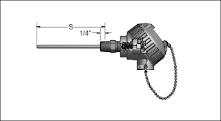 Temperature Probe Assembly