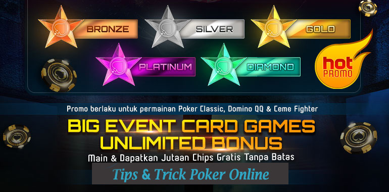 Event Texaspokercc (Big Event Card Games Unlimited Bonus) 2019