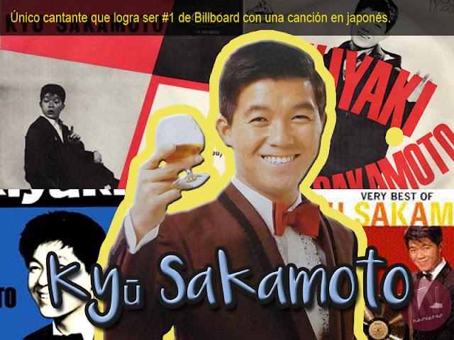 Sukiyaky letra Kyu Sakamoto homenaje