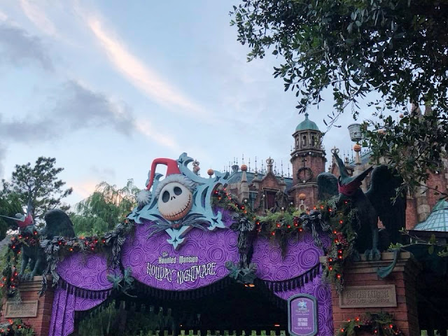 Tokyo Disneyland Haunted Mansion The Holiday Nightmare