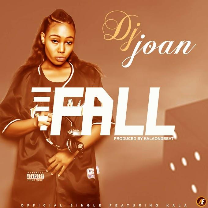 "Gist: Djjoan Daladyboss Making A Hit Track Titled ""FALL""  Featuring  Kala (See Prove Here) |  @djjoan30"