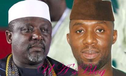 Breaking News: Okorocha Secures Imo West Senatorial Ticket, As Son In-Law Becomes Gov Candidate