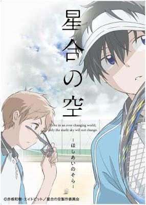 Anime de soft tênis! Stars Align ganha data de estreia e nova imagem promocional