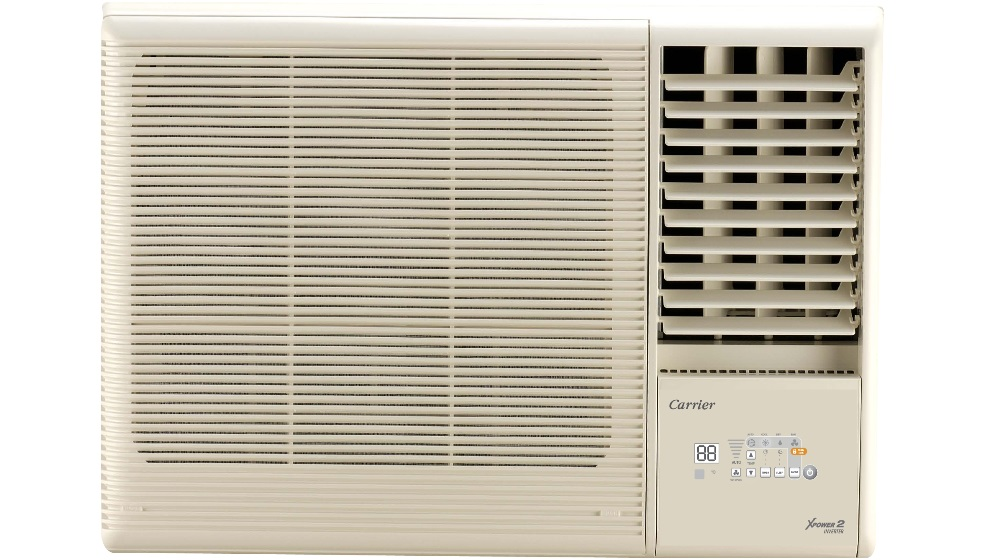 Carrier XPower 2 Inverter Window Room Air Conditioner