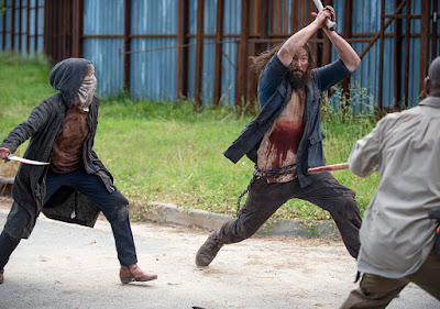 "The Walking Dead 6x02: ""L'attacco dei lupi"" (titolo originale ""JSS"")"