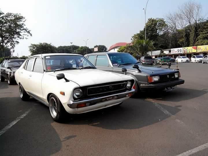 LAPAK SEDAN KLASIK JEPANG : Dijual Datsun 120Y Tahun 78 ...