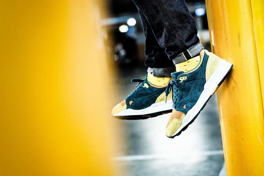 Hanon X Puma XT2 'Adventurer Pack' Sneakers by Tom Cunningham