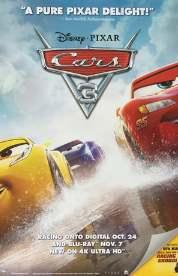 Cars 3 (2017) Película Completa Online latino hd