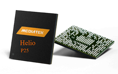 MediaTek Launches Helio P25 compatible with double cameras Smartphones