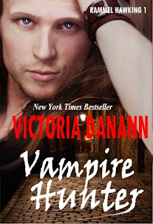 Review - Vampire Hunter by Victoria Danann
