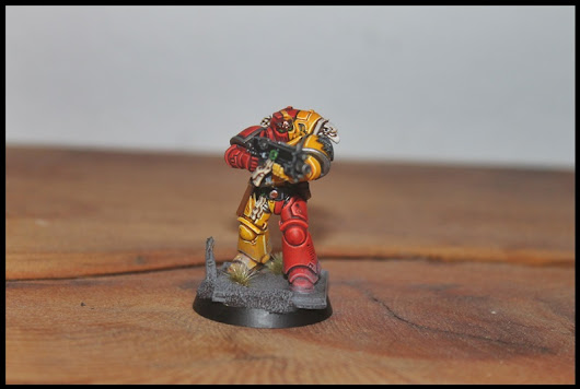 Intercessor Squad Nr.1 Sgt