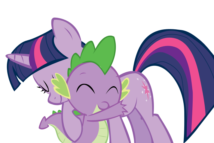 twilight and spike relationship questions