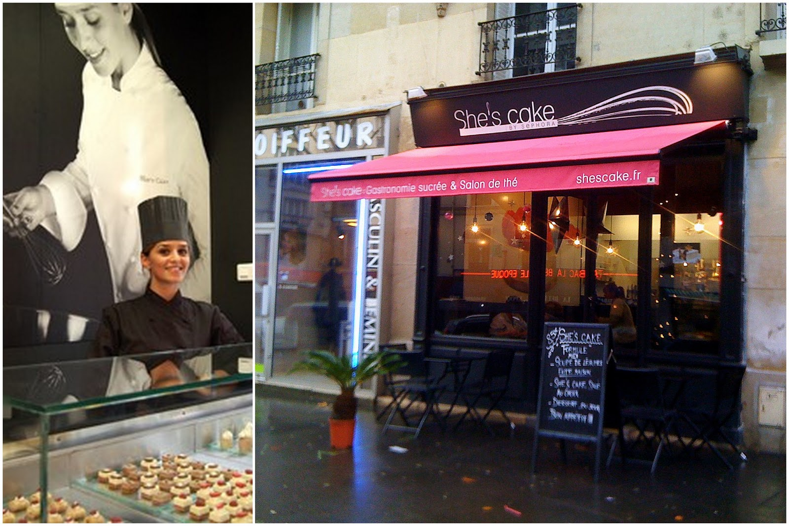 Mes Adresses  Shes cake by Sphora le cheesecake arien  ptisserie salon de th  20