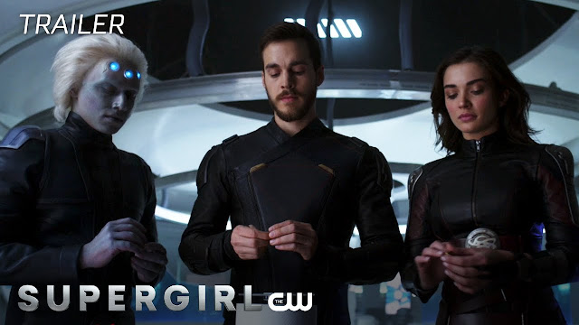 Supergirl Season 3 Episode 10 - Legion of Superheroes