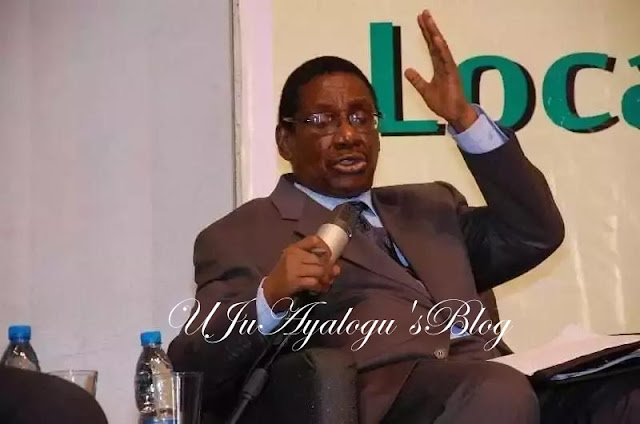 Sagay blasts NASS members again, says bank MDs will soon be prosecuted