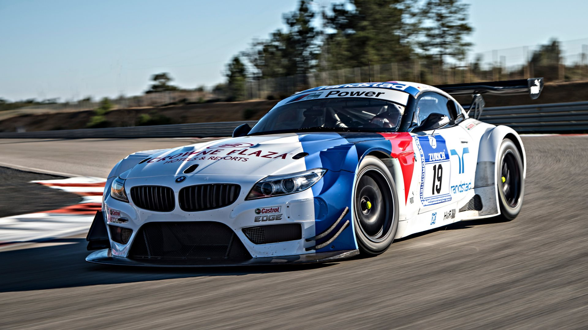 Download Wallpaper 3840x2400 Bmw, Z4, Gte, Race car Ultra HD 4K HD ...