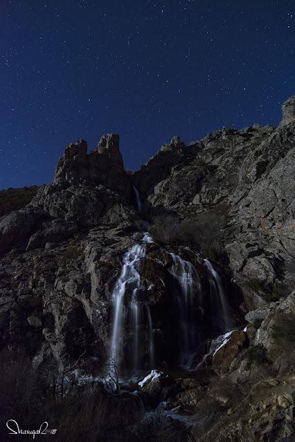 Cascada Litueros