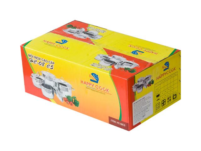 Mẫu in thùng carton đẹp cho sản phẩm giá rẻ