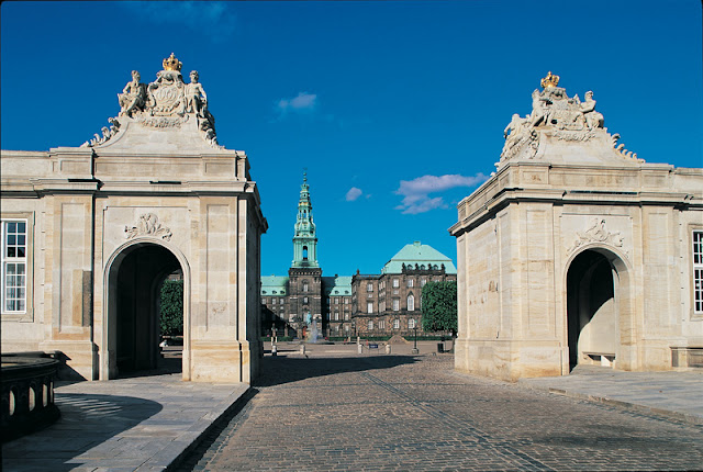 Dicas para curtir Copenhagen - Christianborg