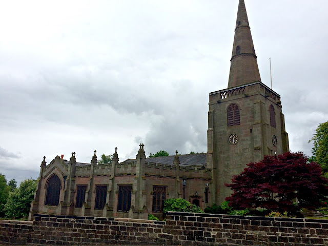 church in liverpool