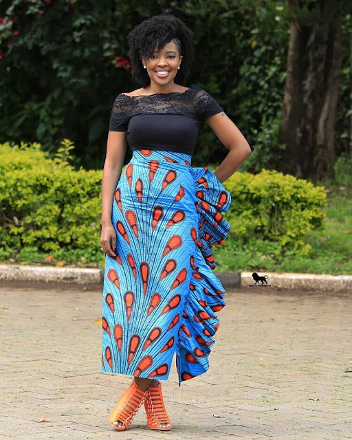 Fashion is something that everybody is observing nowadays regardless of their age +21 Trendy African Ankara Dress Styles 2020 To Choose