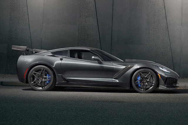 2018 Chevy Corvette ZR1 price