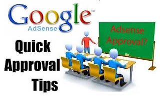Tips For Google Adsense Approval