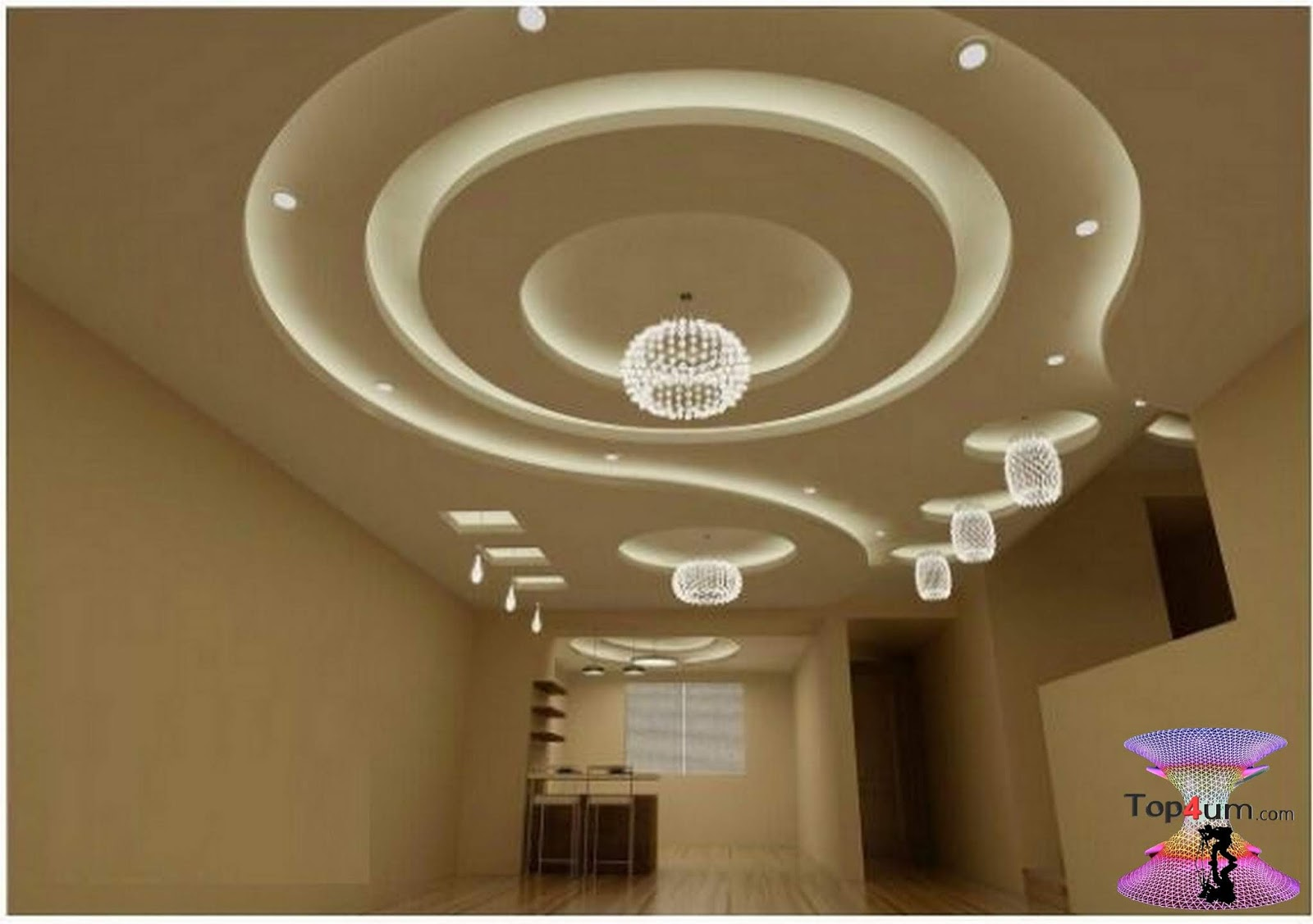 افضل ديكورات جبس اسقف راقيه 2019 Modern Gypsum Board For Walls And Ceilings Pop False Ceiling Design Bedroom False Ceiling Design Ceiling Design Modern