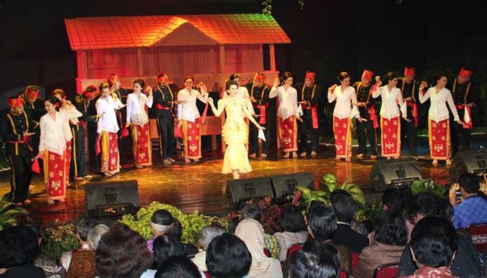 Tari Maengkat, Tarian Tradisional Dari Sulawesi Utara